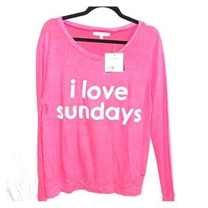 I love Sunday's coral